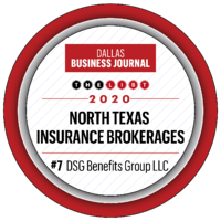 DSG Named #7 on Dallas Biz Journal Book of Lists