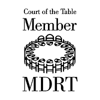 David Goldfard awarded Court of Table for the MDRT Organization